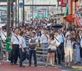 Tokyo Commuter Scramble