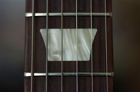 Gibson LP Fretboard Inlay