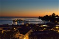 Dusk in the Village of Capitola
