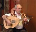 Armenian lute player