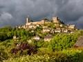 Turenne village, Dordogne