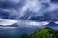Storm over Atitlan