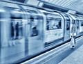 Tube Station Blues