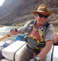 Down the Colorado River in 107 F weather