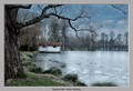 Soustons Lake, Landes, Aquitaine