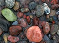 Agates on the Shore of Lake Superior