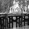 Russell's Bridge bw