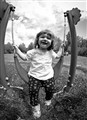 Swinging smile