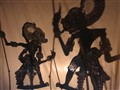 Tribal puppets