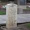 Pioneer gravesite
