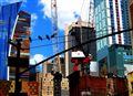 Manhattan in full colors