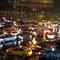 Hell in Jakarta after rain