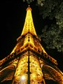 Eifel Tower at Midnight