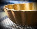 Texture Metal Bowl