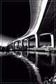 Bridge to Clearwater Beach Florida