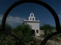 San Xavier del Bac Mission Chapel