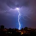 Lightning Over Broadway