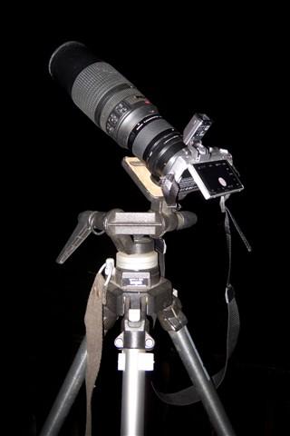 NEX-5N moon rig