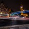 Big Ben - Light Trails