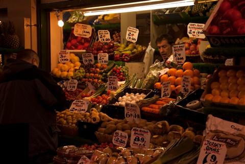 Grainger Market Newcastle