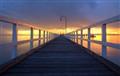 melbourne sunset 041