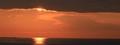 Near Sun Set