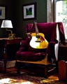 Guitar in Chair