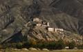Dzong(fortress) in Gyantse.