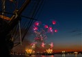 Tallships Fireworks