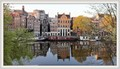 Groenburgwal Reflections