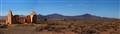 Flinders Ranges and ruin