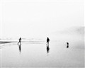 Kalaloch - Three Play on Beach