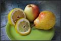Fruit, pleasing to the eye
