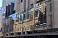 SYDNEY street reflection