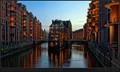 Hamburg - Hafenstadt