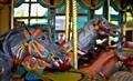 Woodland park carousel
