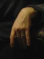 Gabi's hand