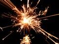 Primordial spark