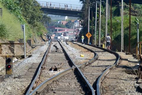 Itaquaquecetuba - MRS Ferrovia
