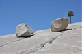 Glacier Erratics at Olmstead Point, Yosemite National Park