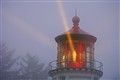 Umpqua light in fog