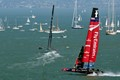 Team Oracle runs away from Team New Zealand