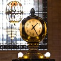 Clock in Grand Central Terminal