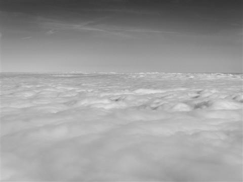 Cruising altitude, Glasgow-Shetland
