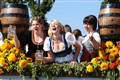 Oktoberfest in Munich 2004, Got to love that German Bier!