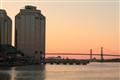 21 03 2012 Purdy Wharf at dusk
