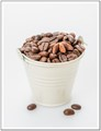 Bucketful of coffee