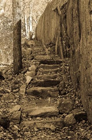 Stone Stairs sm-9670