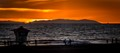 Huntington Beach Sunset -