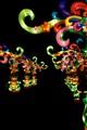 Chinese light festival - Flowers